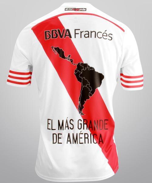 También podés adquirirla en la tienda adidas del Museo River y en River  Plate Store (Lavalle 580 fc3eff161699a