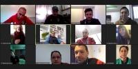 Reunión virtual Jorge Brito - Fútbol femenino River Plate