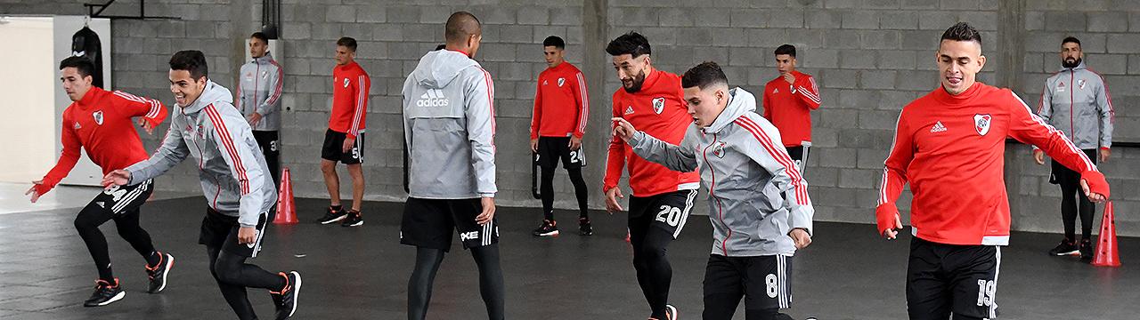 Los convocados para el debut en la Copa Argentina