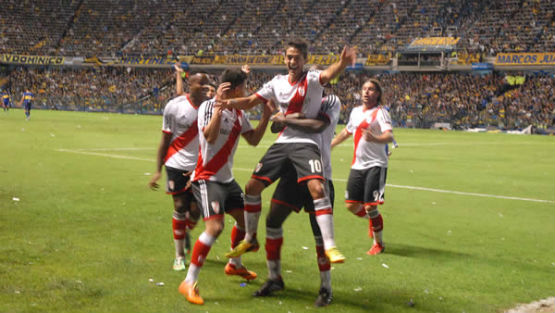 Las fotos de Boca vs. RIVER - Torneo Final 2014