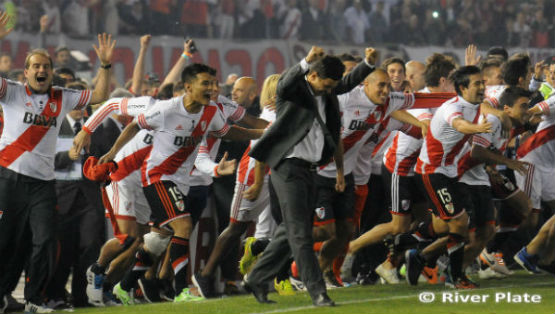 Las fotos de River Campeon