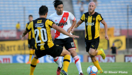 Amistoso vs Peñarol