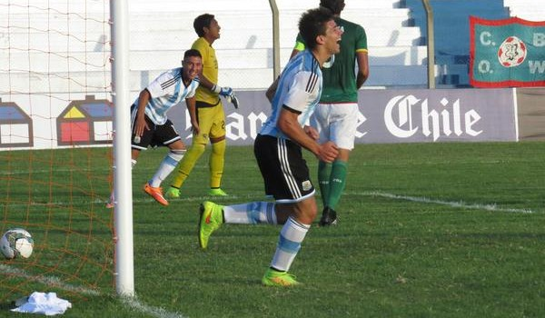 Sub-20: riverplatenses, en el hexagonal final del Sudamericano