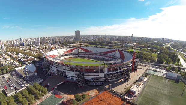 Video: #River ElMásGrande