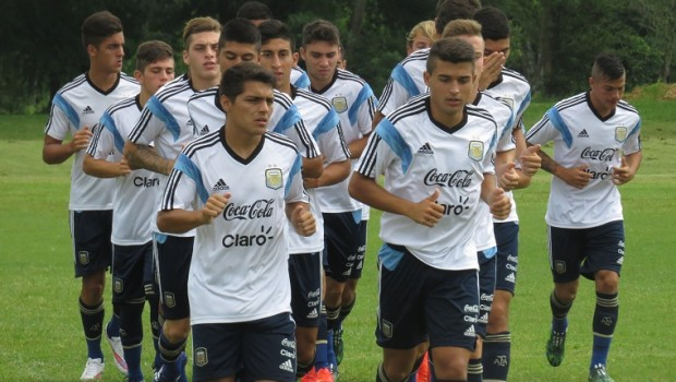 Sub-17: un debut con mayoría riverplatense