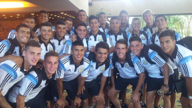 Sub-17: riverplatenses, al Hexagonal Final