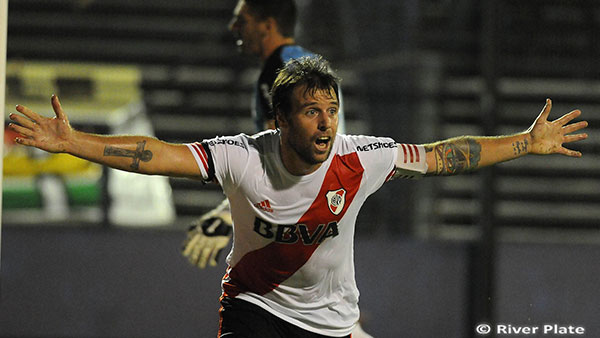 Las fotos de River vs GELP