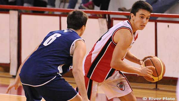 Basquet: Sub 17 River vs GEVP