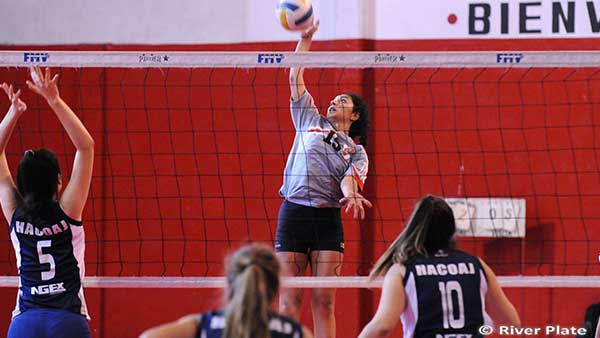 Voley: Sub16 River vs Hacoaj