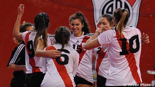 Voley: Sub18 River vs Hacoaj