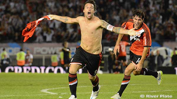Las fotos de River vs Banfield