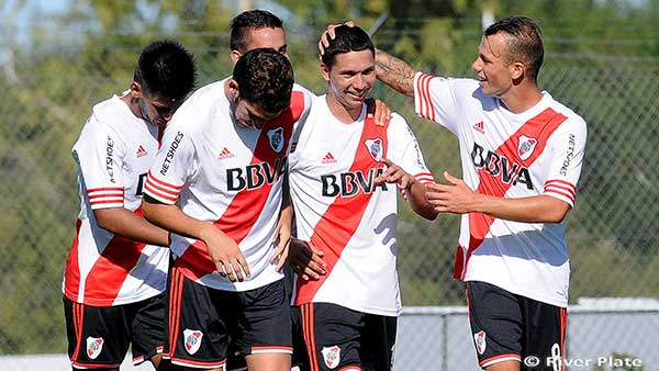 Reserva: Fotos River vs Godoy Cruz
