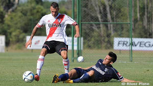 Reserva: Fotos River vs Quilmes