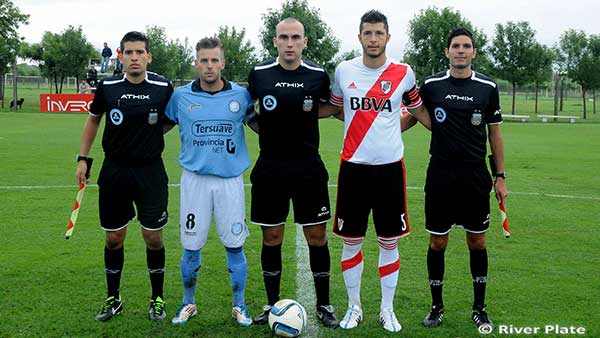 Reserva: Fotos Belgrano vs River