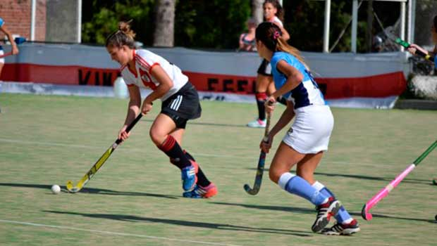 Hockey s/ césped: la Intermedia B no pudo