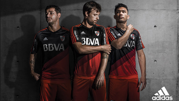 La nueva camiseta alternativa de River