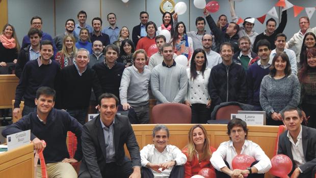 "River Plate llega al IAE Business School con ""River vuelve a ser River"""