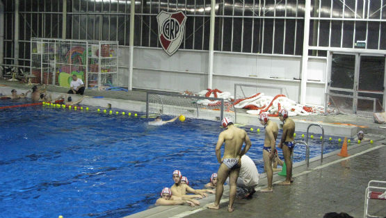 Waterpolo - Liga A - River vs. CULP