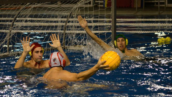 Waterpolo - Liga A - River C vs. Adrogué