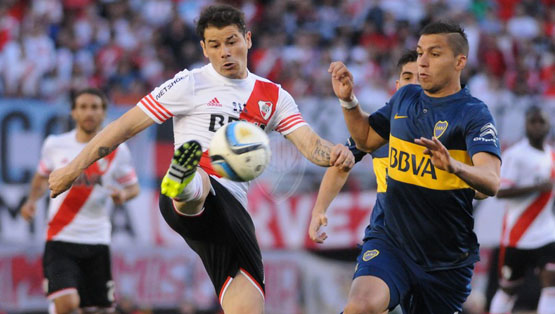 River Plate vs. Boca Juniors (Fecha 24)