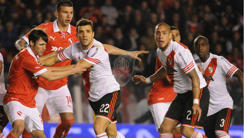 Independiente vs. River Plate (fecha 27)