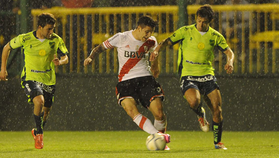 Defensa y Justicia vs. River Plate (Fecha 19)