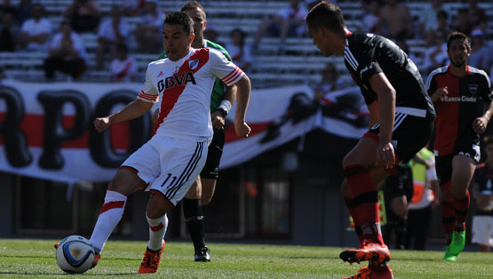 River Plate vs. Newell's Old Boys (Fecha 30)