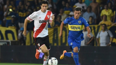 River Plate vs. Boca Juniors (Mendoza)