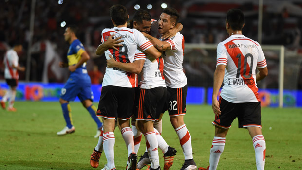 Programa oficial: River Plate vs. Quilmes