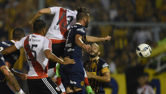 Rosario Central vs. River Plate (Fecha 4)