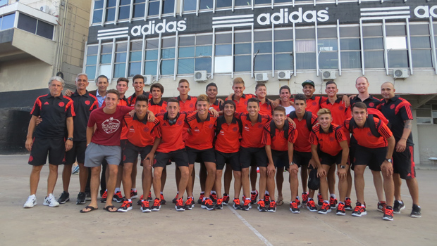 La Sub-17 de River jugará en Dallas