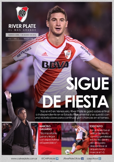 River Plate vs. Independiente - Fecha 5