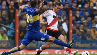 Boca Juniors vs. River Plate (Fecha 12)