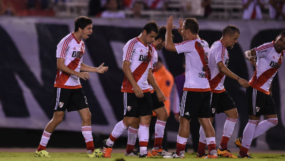 River vs. The Strongest (Copa Libertadores - Estadio Monumental)