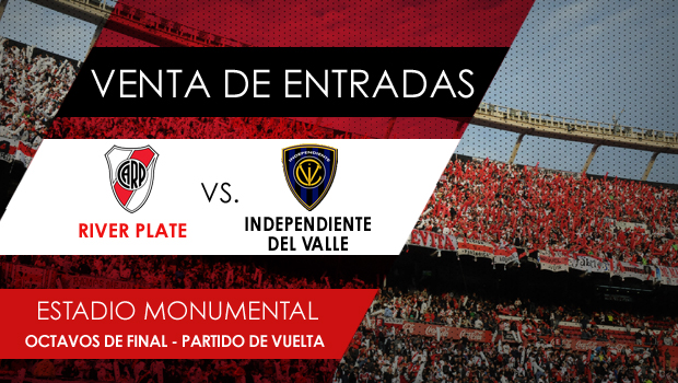 Venta de entradas vs. Independiente del Valle