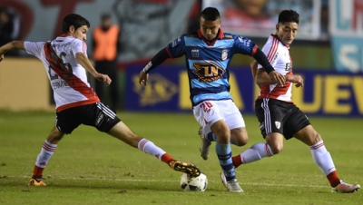 Arsenal vs. River Plate (Fecha 16)