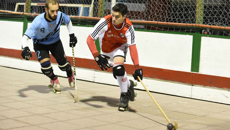 Hockey sobre patines - Primera y Reserva - River vs. Harrods