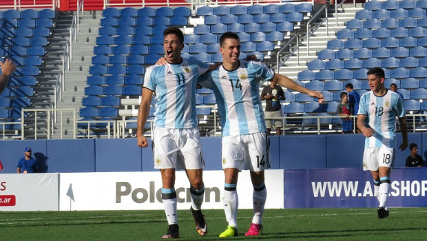Presencia riverplatense en el Sub-23
