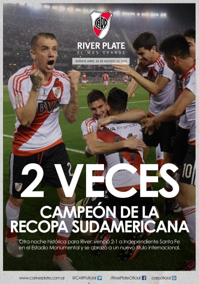 River Plate vs. Independiente Santa Fe