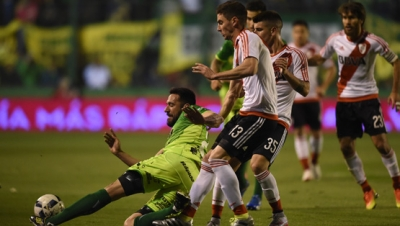 Defensa y Justicia vs. River Plate (Fecha 4)