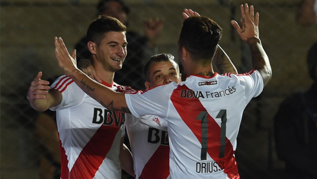 River super� a Arsenal y clasific� a cuartos de final