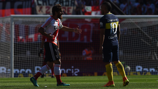 River Plate vs. Boca Juniors (Fecha 13)