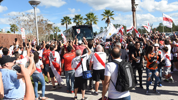 Una previa bien riverplatense