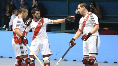 Hockey sobre patines: GEBA vs. River Plate