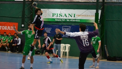 Handball - Juveniles y Liga de Honor - Ferro vs. River