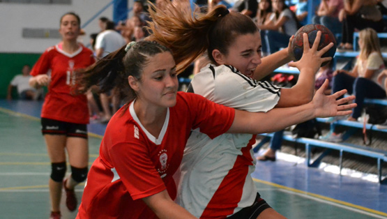 Handball - Primera Damas - River vs. Huracán