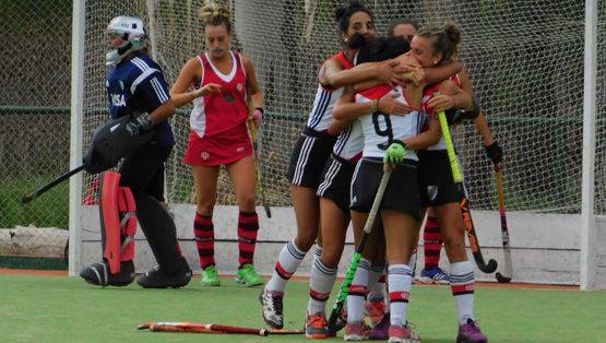 Hockey sobre césped - Banco Provincia vs. River Plate