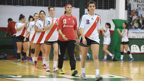 Handball - River Plate vs. San Miguel (Damas)