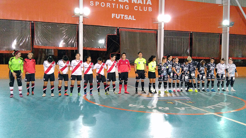 Goleadas ante All Boys