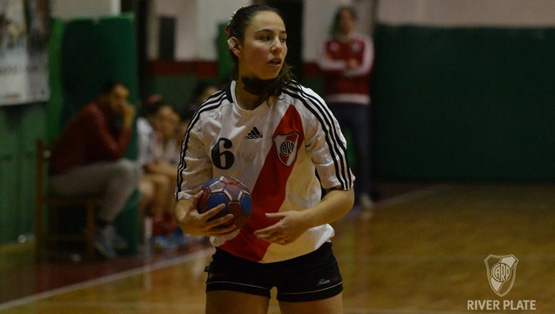 Handball: River vs. A. A. Quilmes (Primera - Damas)